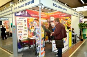 Система Game-Keeper на выставке РАППА ЭКСПО Осень-2015